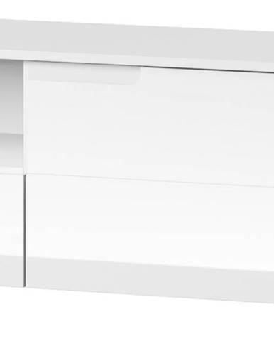 Szynaka TV stolík Selene 9 biela