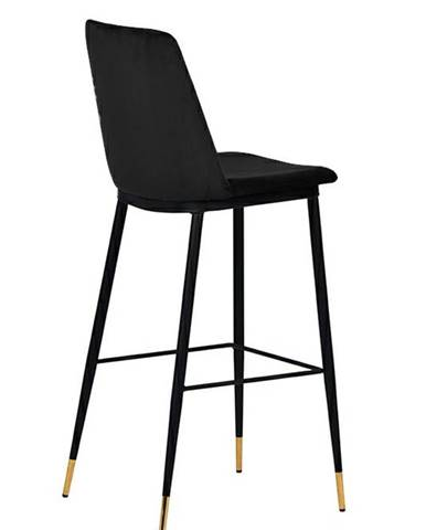 ArtKing Barová stolička DIEGO 65 čierna