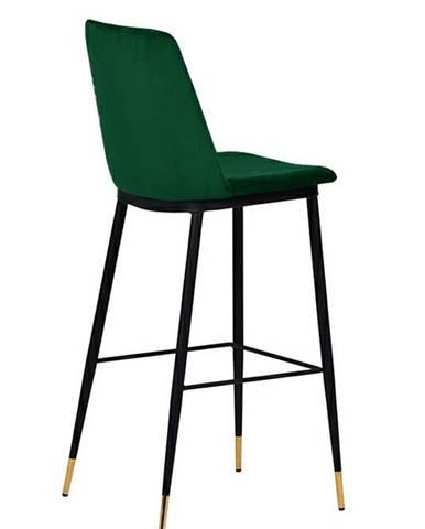 ArtKing Barová stolička DIEGO 65 zelená