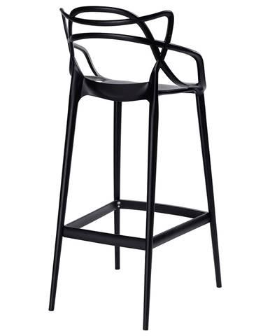 ArtKing Barová stolička HILO čierna
