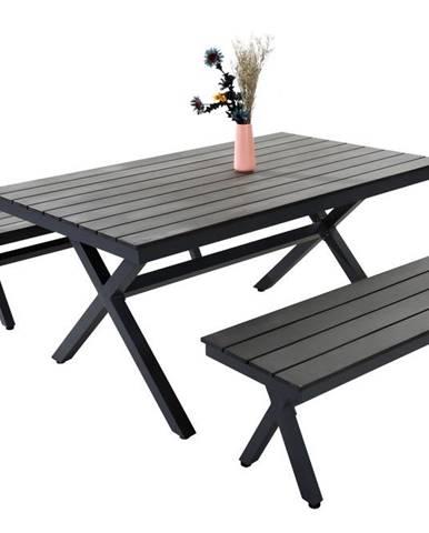 ArtRoja XENA stôl hliníkový