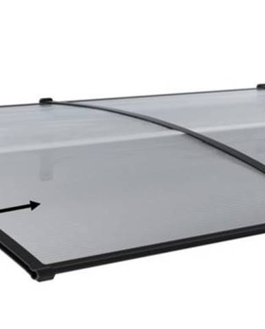 ArtRoja Panel polykarbonátu pre vchodový prístrešok 970x493