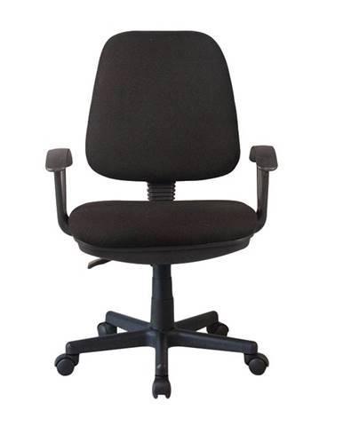Kancelárska stolička čierna COLBY NEW