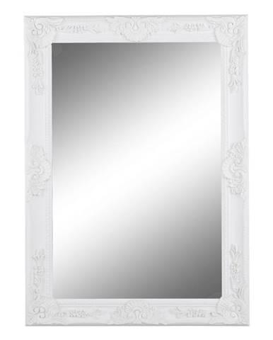 Zrkadlo biely rám MALKIA TYP 9 rozbalený tovar