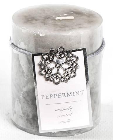 Vonná sviečka peppermint sw04857