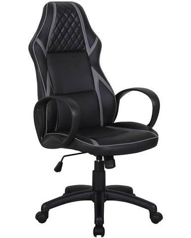 Kancelárska stolička CX1093HG šedá