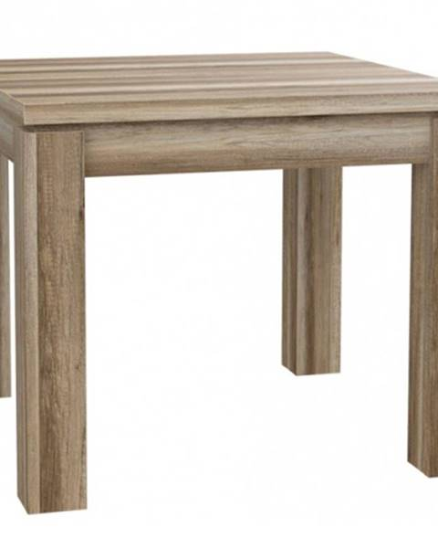 MERKURY MARKET Stôl Tiziano starožitný dub