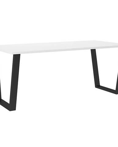 Stôl Cezar 185x90 – Biela