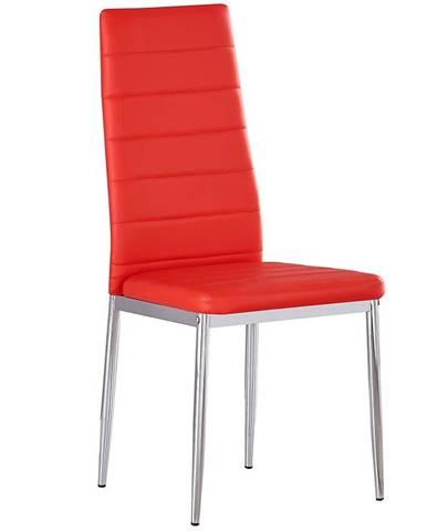 Stolička Kris červená Tc-1002