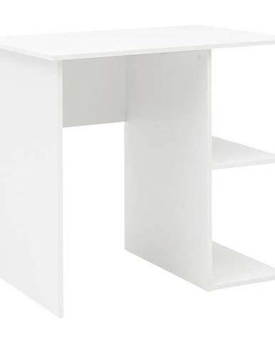 Písací Stôl Computertisch Biely