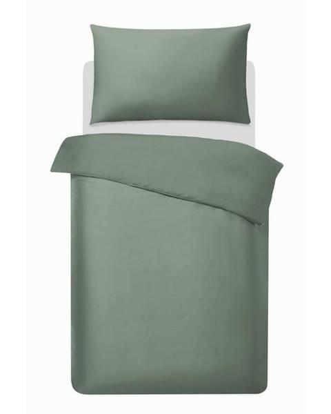 Möbelix Posteľná Bielizeň Alex Uni, 140/200cm, Zelená