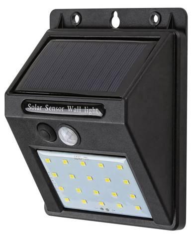 Rabalux 7880 Ostrava vonkajšie solární LED svietidlo s pohybovým senzorom, 12,5 cm
