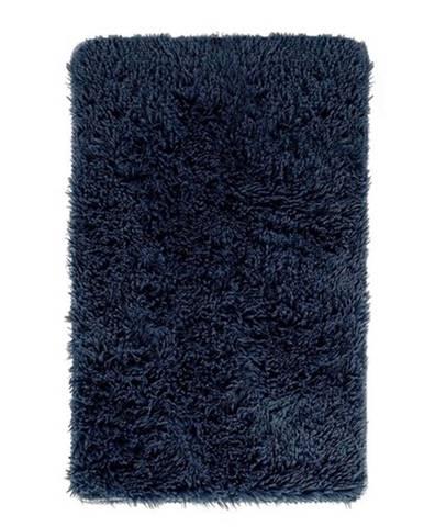 AmeliaHome Kožušina Karvag tmavomodrá, 100 x 150 cm