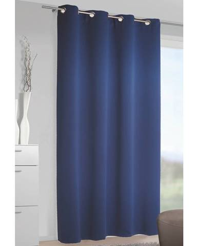 Albani Zatemňovací záves Mia modrá, 140 x 245 cm