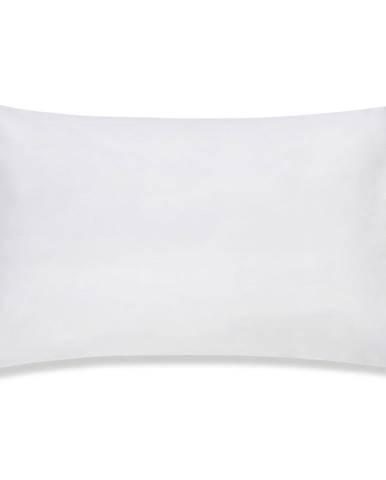 Súprava 2 bielych obliečok na vankúš z egyptskej bavlny Bianca Standard, 50 x 75 cm