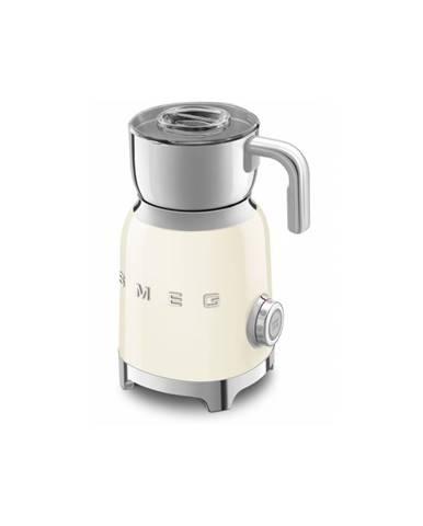 Béžový šľahač na mlieko SMEG 50&