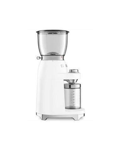 Biely mlynček na kávu SMEG 50&