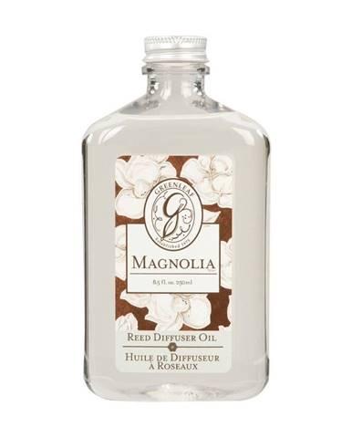 Vonný olej do dizfuzérov Greenleaf Magnolia, 250 ml