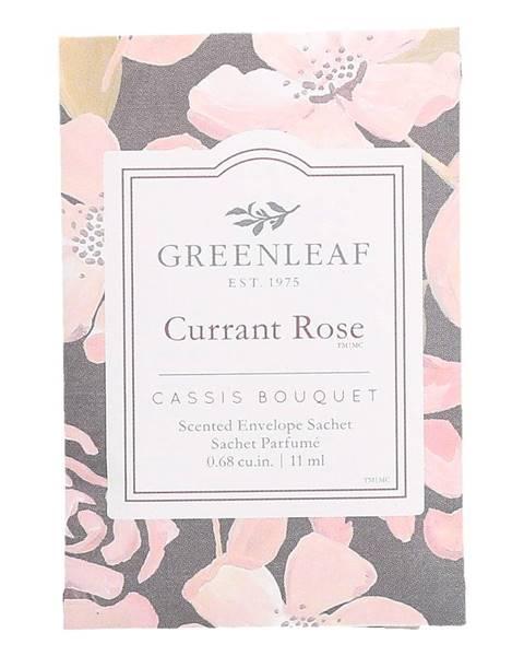 Greenleaf Vonné vrecúško Greenleaf Rose, 11 ml