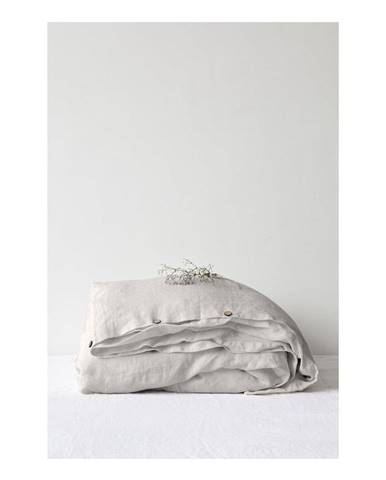 Prírodná ľanová obliečka na perinu Linen Tales, 140 x 200 cm