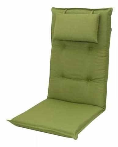 Poduška vysoká 118x48x7 cm zelená HIT UNI DOPPLER