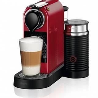 Kapsulový kávovar Nespresso Krups Citiz XN761510
