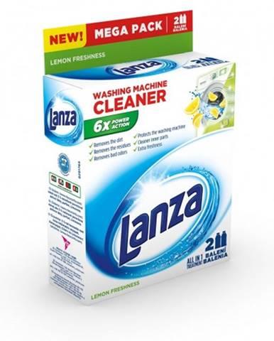 Tekutý čistič práčky Lanza A000007874, lemon, 2x250ml