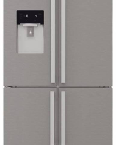 Americká chladnička Beko GN1426234ZDXN