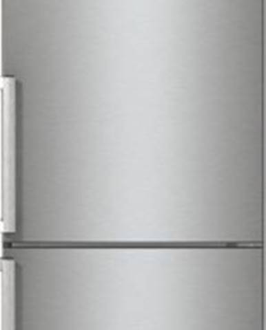 Chladnička s mrazničkou dole Gorenje NRC6204SXL5M