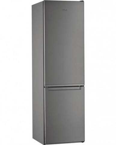 Kombinovaná chladnička s mrazničkou dole Whirlpool W5 921E OX 2