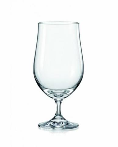 Crystalex 6-dielna sada pohárov na pivo BAR, 380 ml