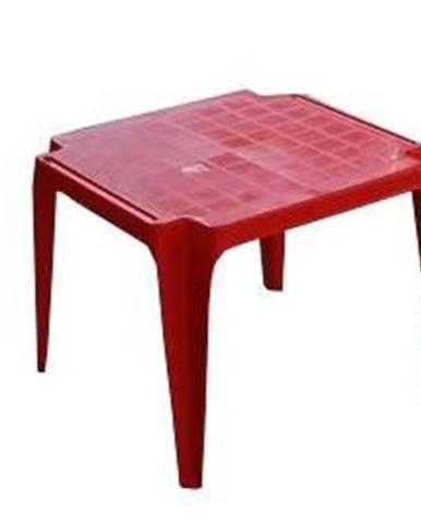 Stôl BABY červený
