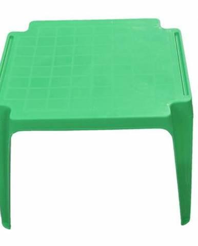 Stôl BABY zelený
