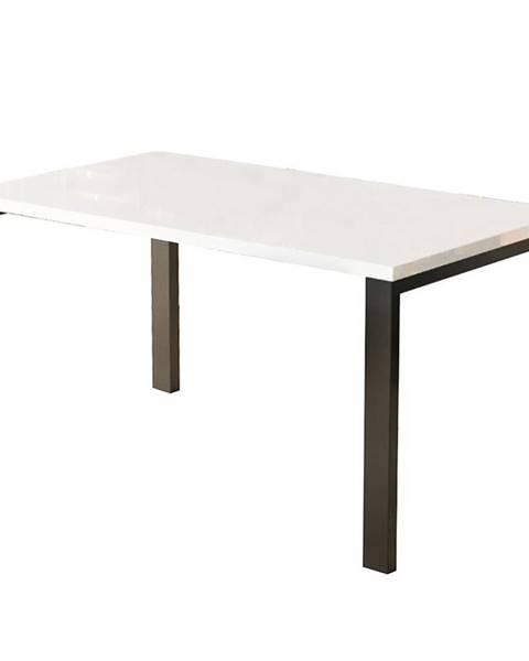 MERKURY MARKET Jedálenský stôl Garant-175 Biely lesk
