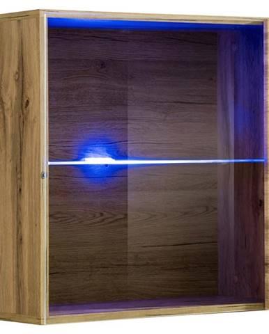 Závesná skrinka Switch WW3 Wotan +LED