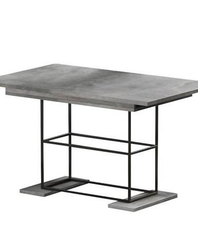 Stôl Gani 210 Betón