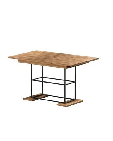 Stôl Gani 210 Dub Craft Zlatý