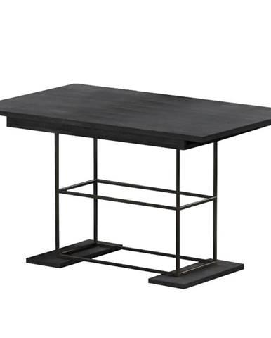 Stôl Gani 210 Tmavý betón
