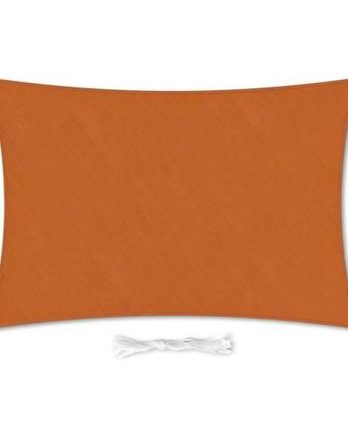 Blumfeldt Obdĺžniková slnečná clona, 3 × 4 m, polyester, priedušná