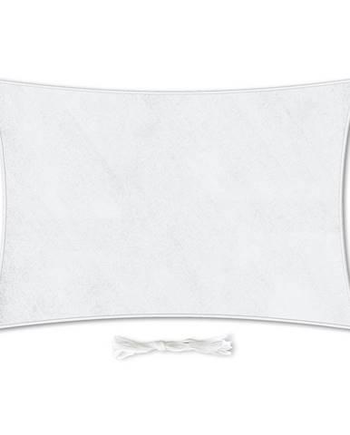 Blumfeldt Obdĺžniková slnečná clona, 3 × 4 m, s upevňovacími krúžkami, polyester, priedušná