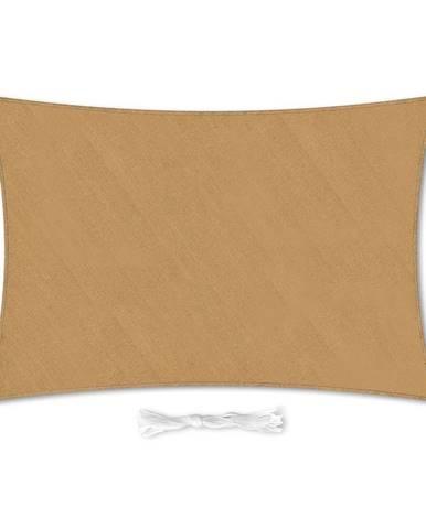 Blumfeldt Obdĺžniková slnečná clona, 3 × 5 m, polyester, priedušná