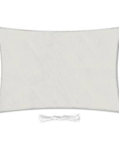 Blumfeldt Pravouhlá slnečná clona, 3x4 m, s upevňovacími krúžkami, polyester, priedušná