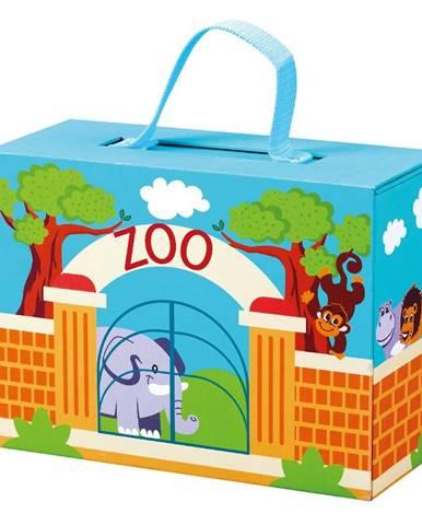 Bino ZOO v cestovním kufříku