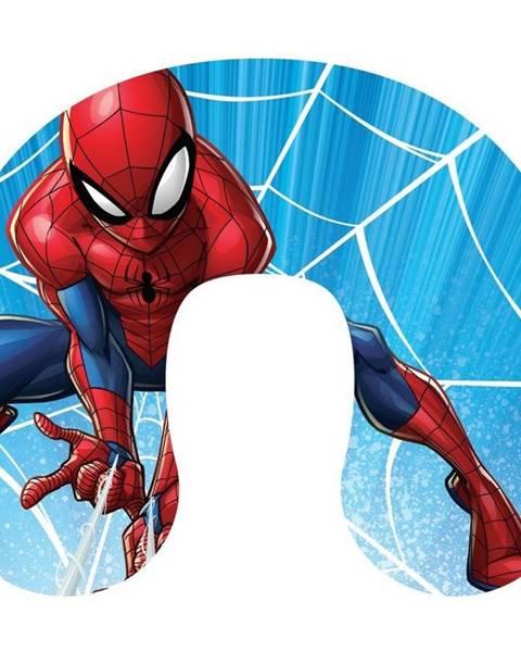 Jerry Fabrics Jerry Fabrics Cestovný vankúšik Spiderman 03, 33 x 28 cm