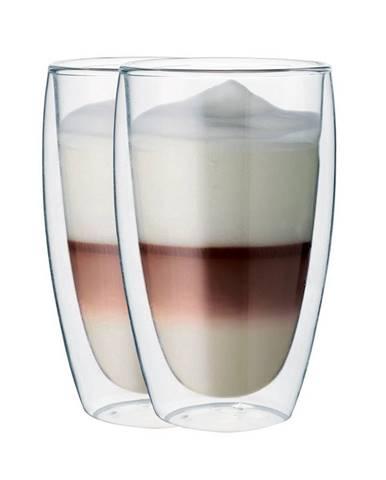 """Maxxo """"Cafe Latte"""" 2-dielna sada termo pohárov, 380 ml,"""