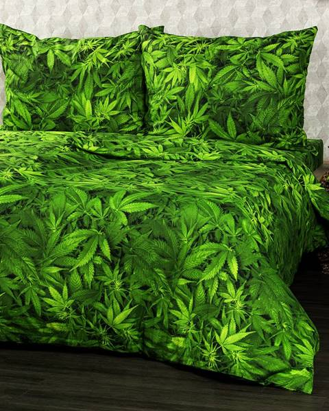 4Home 4Home bavlnené obliečky Aromatica, 140 x 220 cm, 70 x 90 cm