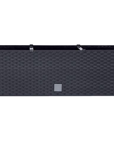 Prosperplast Truhlík RATO CASE antracit 51,4x19x18,6cm