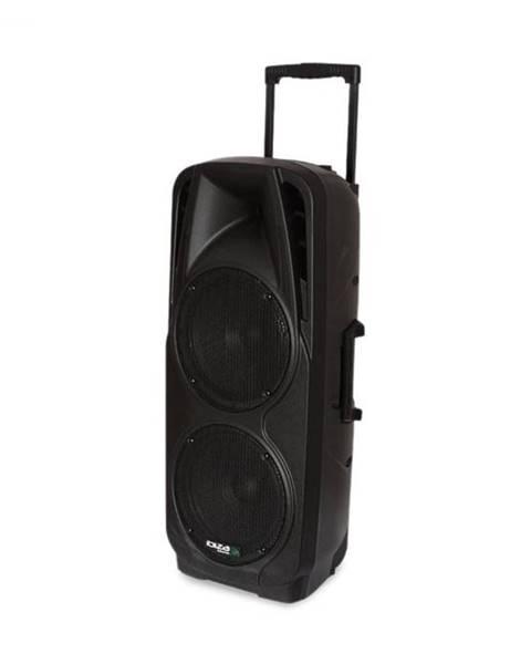 Ibiza Ibiza PORT225VHF-BT, 600 W, mobilný PA ozvučovací systém, bluetooth, USB, SD, VKV (VHF)
