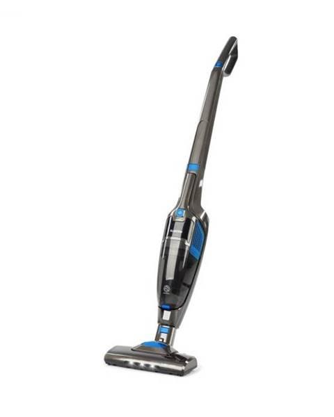 Klarstein Klarstein TurboHybrid, vysávač, podlahový a ručný vysávač, antracitovo/modrý