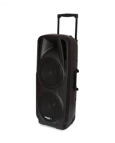 Ibiza PORT225VHF-BT, 600 W, mobilný PA ozvučovací systém, bluetooth, USB, SD, VKV (VHF)